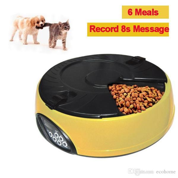 Αυτόματη ταΐστρα κατοικίδιων - Automatic Pet Feeder