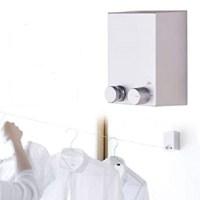 Τηλεσκοπικό σύστημα απλώματος ρούχων εσωτερικού χώρου 4.2m μέχρι 20kg