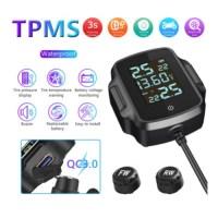 Μετρητής παρακολούθησης πίεσης ελαστικών ποδηλάτου TPMS