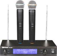Ψηφιακή Studio Quality Συσκευή για Karaoke με 2 Ασύρματα Μικρόφωνα, WG-2009 – OEM – WVNGR