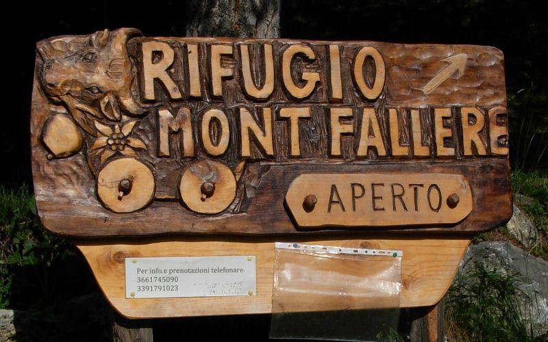 Escursione al Rifugio MontFallre di SaintPierre da Vetan