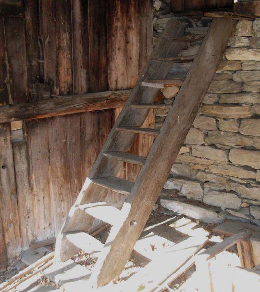 La casa tardomedievale della frazione Folliettaz di Pontboset