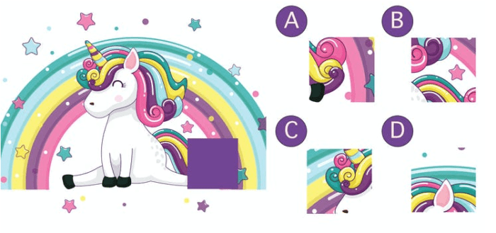 the unicorn challenge quiz answers video facts