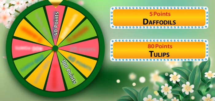 Lucky Wheel Spring Edition Quiz Answers – Video Facts