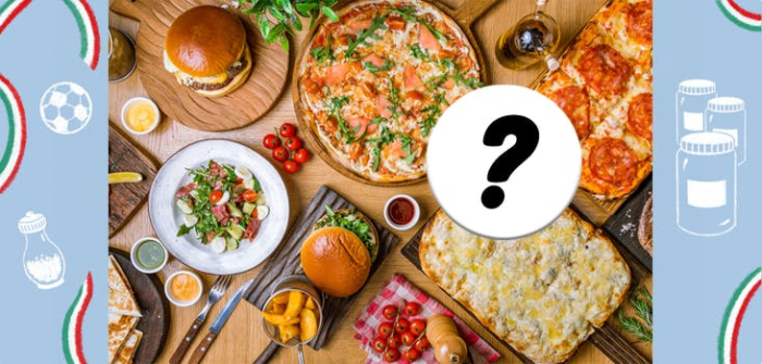 complete the pizza quiz answers video facts