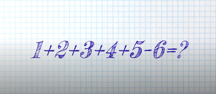 Video Math Quiz Answers -  Video facts