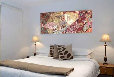 Danae Tapestry Gustav Klimt Wall Tapestries Art Nouveau