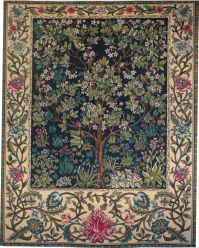 The Tree of Life tapestry wallhanging - William Morris ...