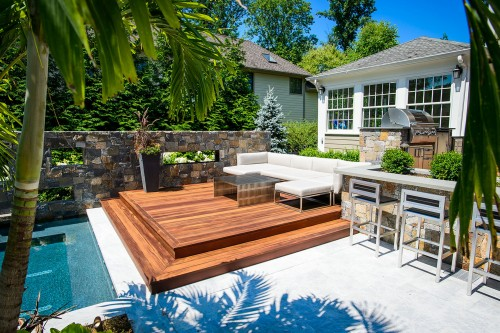 Modern Outdoor Living Trends Today