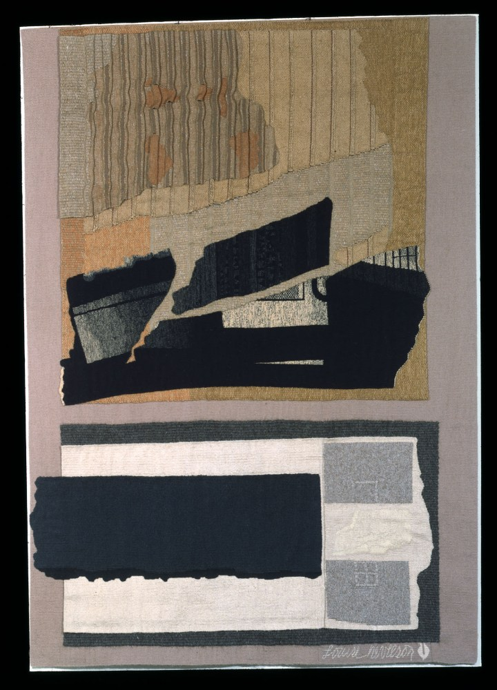 Louise Nevelson & Archie Brennan: From Collage to Tapestry (2/2)