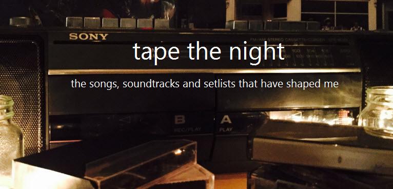 tape the night