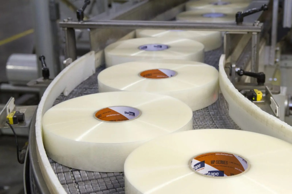 HP Series Packaging Tape Manufacturing