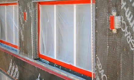 What are the key qualities to look for in a stucco tape?