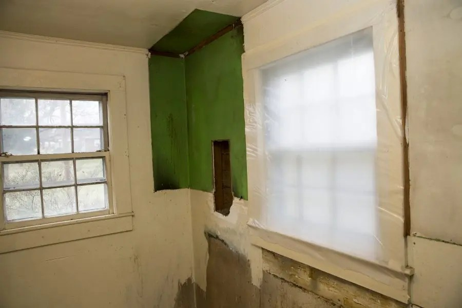 abatement tape for mold remediation