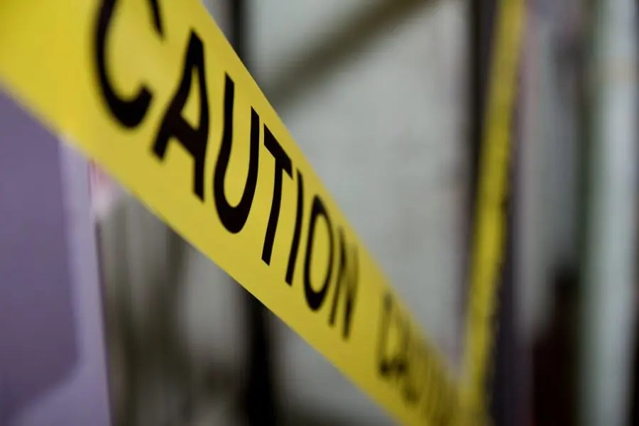 abatement tapes for crime scenes