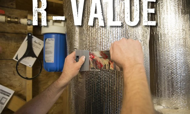 "What is the ""R-value"" in reflective insulation?"