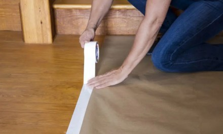 How do I protect floors during abatement and remediation jobs?