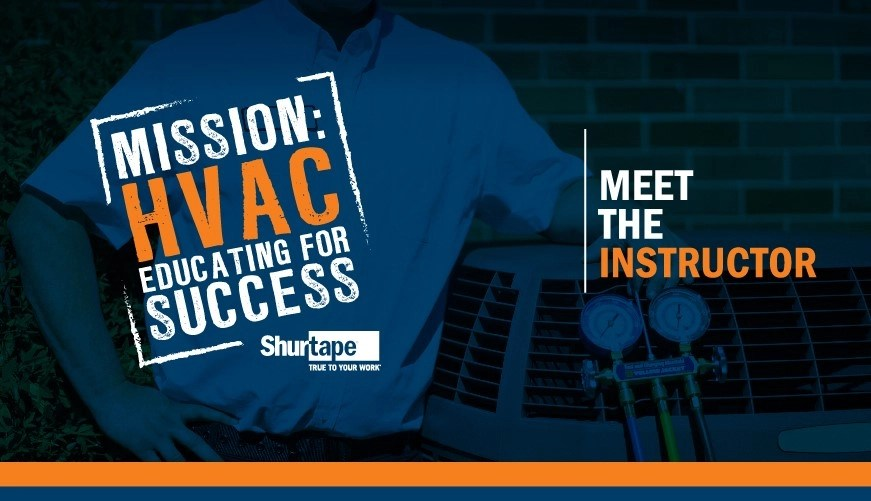 Mission HVAC - Meet the instructor