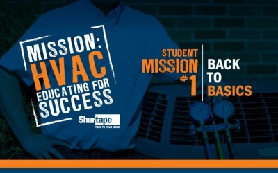Mission: HVAC 2019 – Mission One: Back to Basics