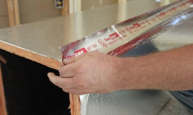 Can I use any foil HVAC tape on plenum?