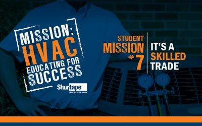Mission: HVAC 2019 – Mission Seven: It's a Skilled Trade
