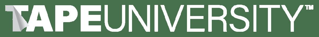 Tape University™ Logo