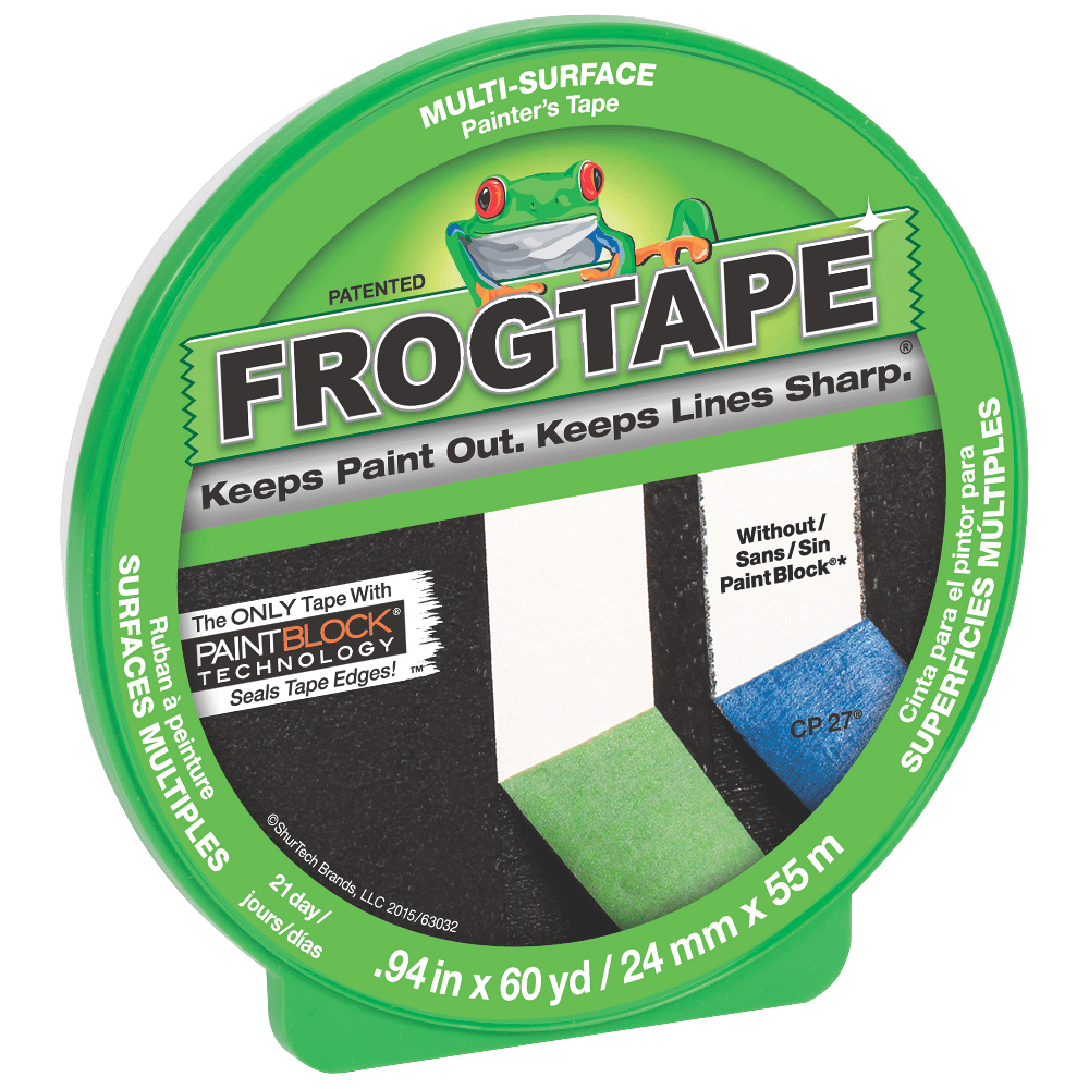 Paint & DIY Tapes > Painting & Masking Tapes > FrogTape® Multi-Surface