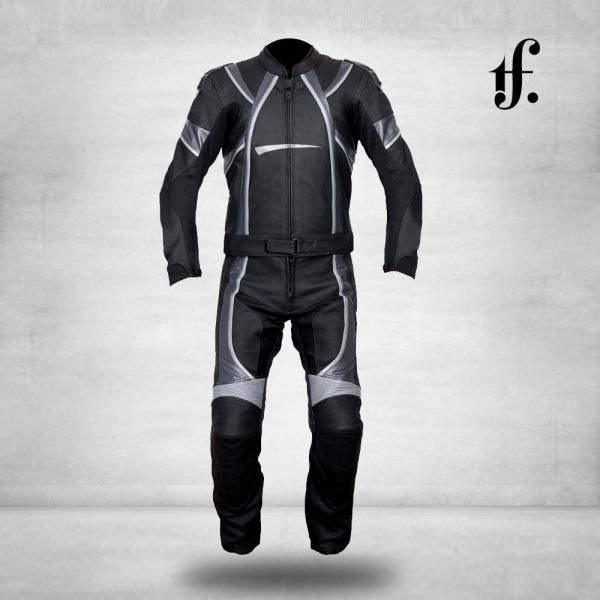 Premium Quality Cow Hide Leather Motorbike Racing Suit