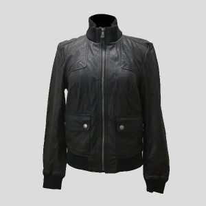 Womens-Lamb-Leather-Bomber-Jackets