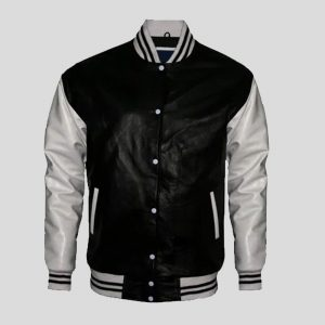 Mens Varsity Leather Jackets