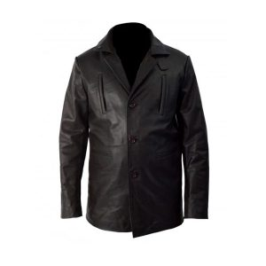 Audacious Leather Max Payne Jacket - Tapfer Store