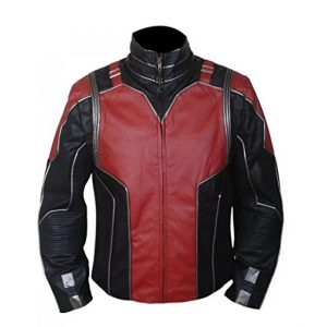 Ant Man unique Leather Fashion Jacket - Tapfer Store