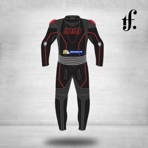 JORGE LORENZO 2019 JEREZ TEST SESSION LIMITED EDITION LEATHER MOTORCYCLE SUIT