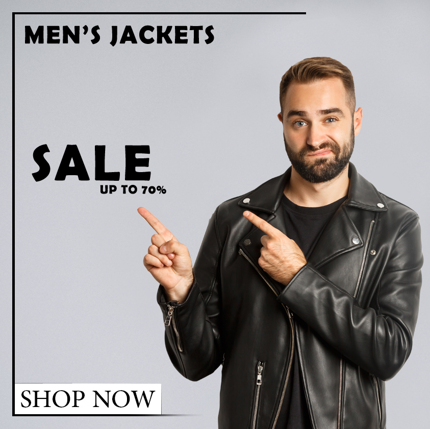 mens jacket on sale