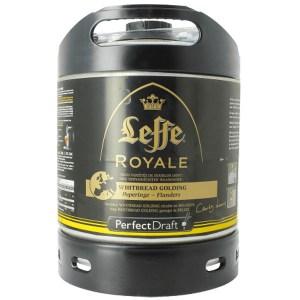 Leffe Royale IPA PD keg
