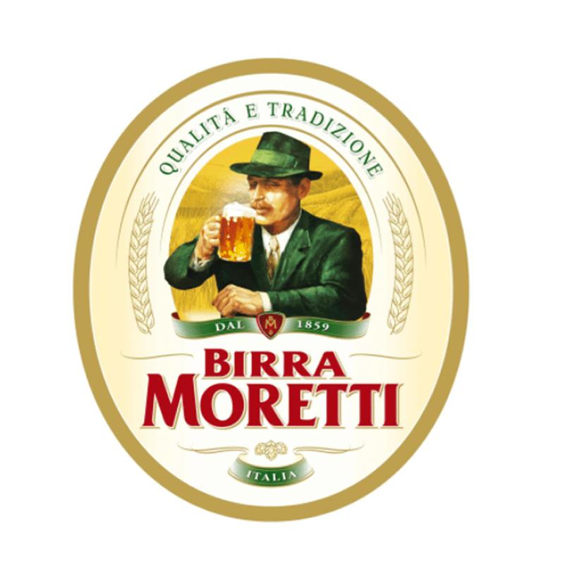 Birra Moretti keg