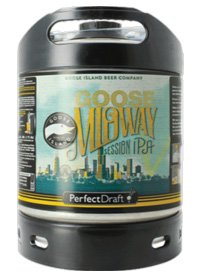 Perfect Draft Goose Island Midway keg