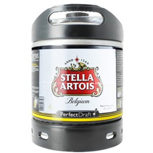 Perfect Draft 6L Stella Artois