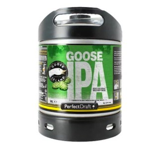 Goose Island IPA Perfect Draft keg