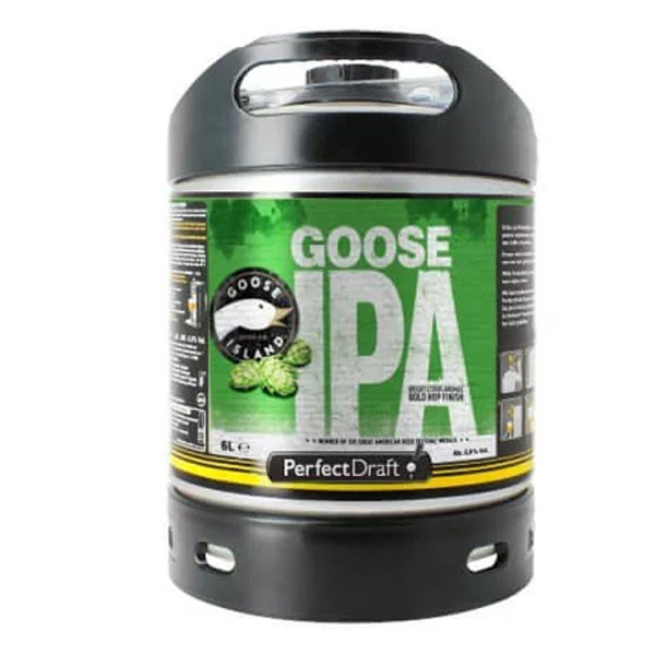 Goose Island IPA Perfect Draft keg