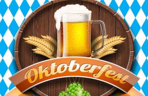 German Oktoberfest beers