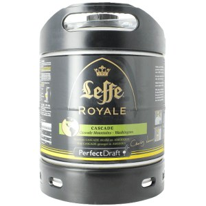 Leffe Royale Cascade Perfect Draft