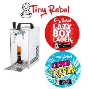 Tiny Rebel Lindr 20/K bundle