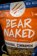 Bear Naked (Ursidae granola)