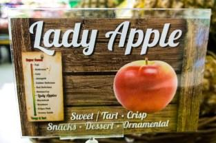 Lady Apple (Bretagne pomme)