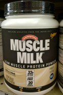 Muscle Milk (to do for all it's worth)