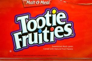 Tootie Fruities (Wop bop a loo bop a wop bam boom)