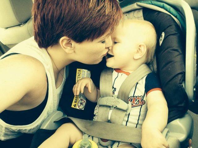 Alexis Breeden Arrested After Posting Facebook Photo Of Her Baby