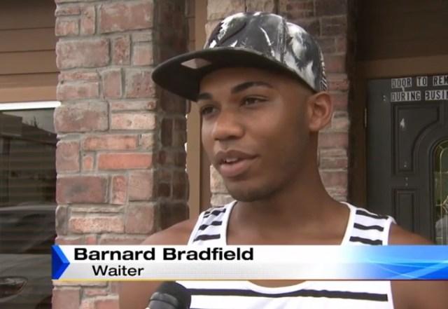 Barnard Bradfield Wrote 'Black Girls' On Receipt, Gets Suspended