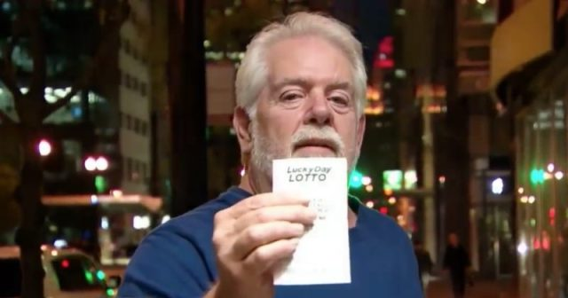 Tom Zimmerman Tried To Redeem Winning Lotto Ticket, But State Refused To Pay